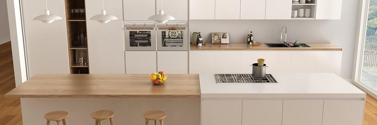 Küchenplanung moderner Küchen in Würzburg